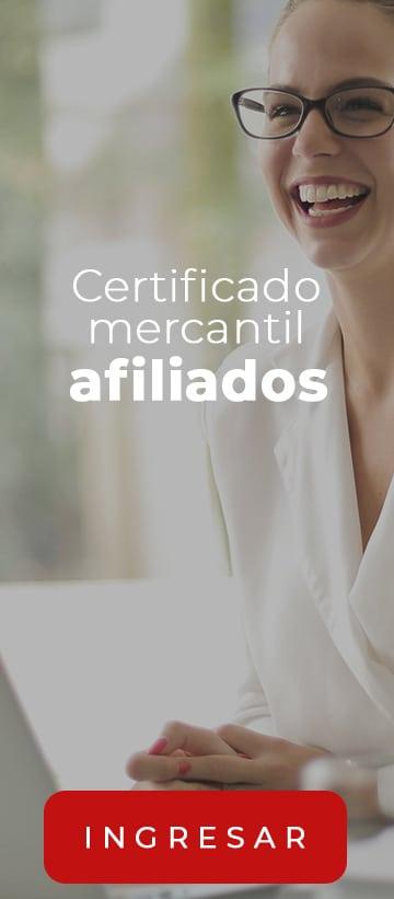 Certificado Mercantil